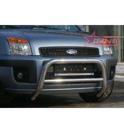 Решетка передняя мини на Ford Fusion FFUS.56.0061