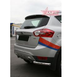 """Защита задняя """"уголки"""" на Ford Kuga FKUG.76.1376"""