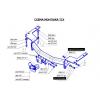 Фаркоп на Toyota Land Cruiser 100 VX 3032ABP