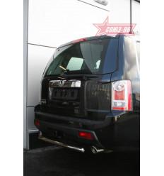 Защита заднего бампера на Honda Pilot HPIL.75.0723
