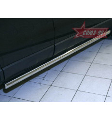 Пороги труба на Honda CR-V HCRV.80.0426