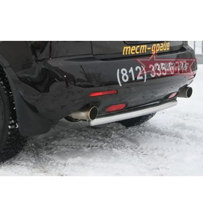 Защита задняя на Mazda CX-7 MACX.75.0551