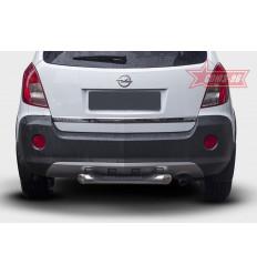 "Защита задняя ""ступень"" на Opel Antara OANT.77.1551"