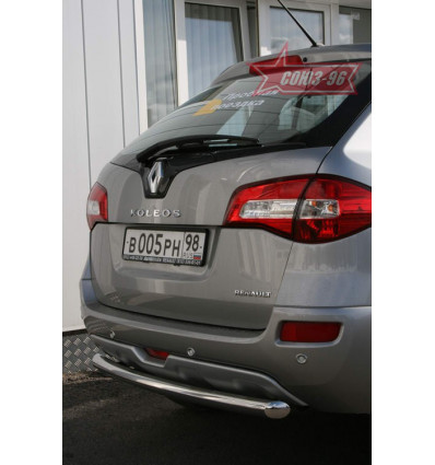 Защита заднего бампера на Renault Koleos RENK.75.0734