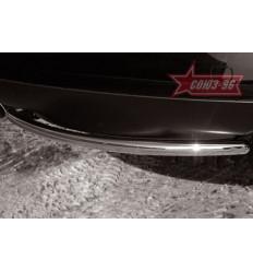 Защита задняя на Subaru Tribeca SUTR.75.0315