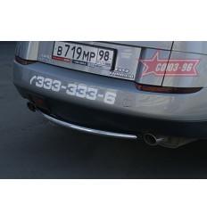 Защита задняя на Subaru Tribeca SUTR.75.0398