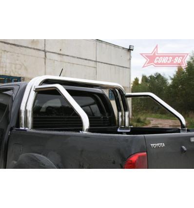 Рама в кузов шалаш на Toyota Hilux TOHX.39.0935