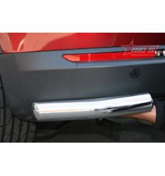 "Защита задняя ""уголки"" на Volkswagen Tiguan VWTI.76.0909"