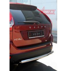 Защита задняя на Volvo XC60 VXC6.75.0843