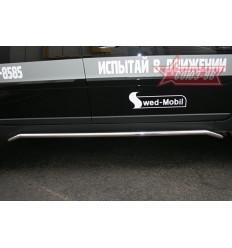 Защита штатных порогов на Volvo XC90 VOXC.86.0542