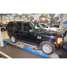 Пороги (Alyans) на Land Rover Discovery LADI.47.1485