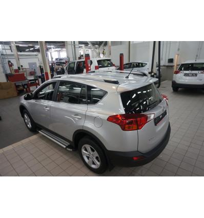 Пороги (Brillant) на Toyota Rav 4 TOR4.48.0470