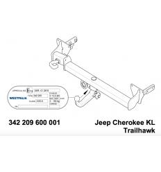 Фаркоп на Jeep Cherokee 342209600001