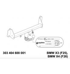 Фаркоп на BMW X3 303404900113