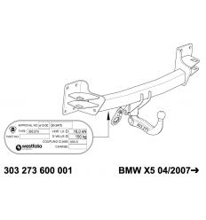 Фаркоп на BMW X5 303368900113