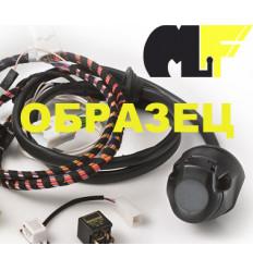 Электрика оригинальная к фаркопу на  Skoda Octavia 12220504
