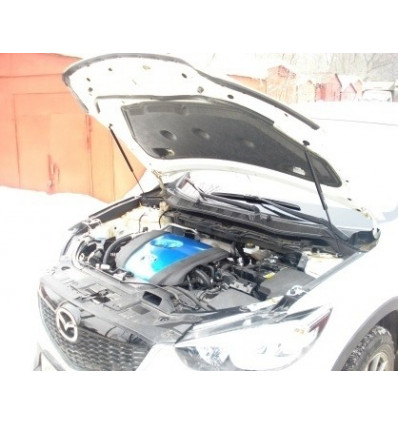 Амортизатор (упор) капота на Mazda CX-5 BD06.05