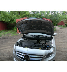Амортизатор (упор) капота на Mercedes-Benz A BD07.01