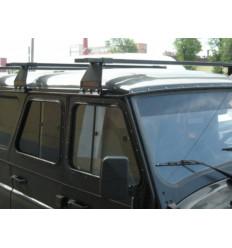 Багажник на крышу для Уаз Хантер 8926+8927
