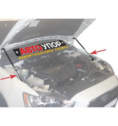 Амортизатор (упор) капота на Mitsubishi Lancer UMILAN012