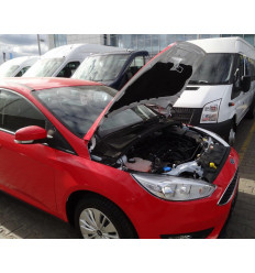 Амортизатор (упор) капота на Ford Focus 3 KU-FD-FS03-00