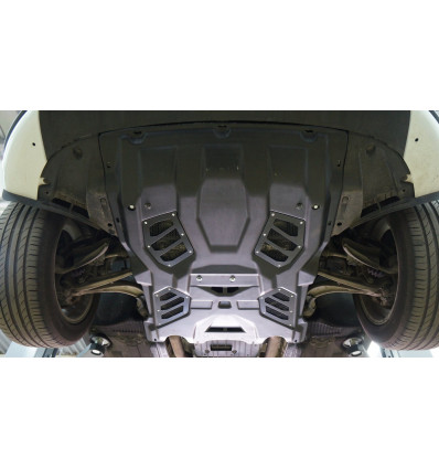 Защита редуктора для Porsche Macan S 36.02k