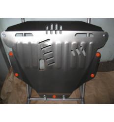 Защита картера двигателя и кпп на Honda CR-V 18.396.C2