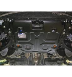 Защита картера двигателя и кпп на Honda Accord 18.762.C2