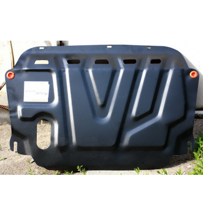Защита картера двигателя и кпп на Hyundai i30 04.377.C1.5