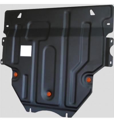 Защита картера двигателя и кпп на Mazda 5 06.292.C2