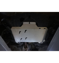 Защита картера двигателя и кпп на Acura RDX 09.26ABC