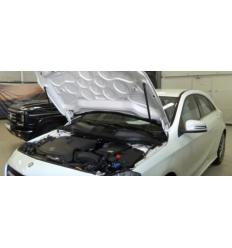 Амортизатор (упор) капота на Mercedes-Benz A KU-MB-A000-02