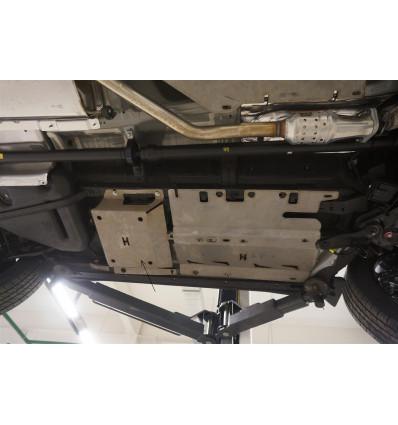 Защита абсорбера топливной системы на Hyundai Santa Fe 10.17ABC