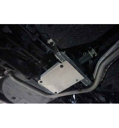 Защита редуктора на Subaru Forester 22.10ABC