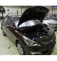 Амортизатор капота на Hyundai Solaris KU-HY-SL00-00