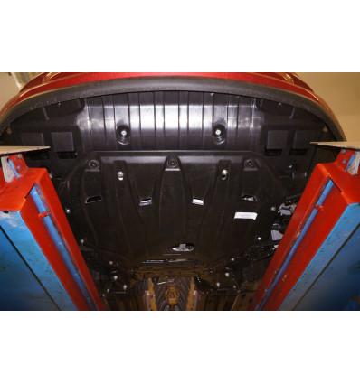 Защита картера двигателя и кпп для Hyundai i30 10.11k