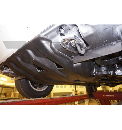 Защита картера двигателя и кпп для Lexus LX 570 24.22k