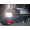 Оцинкованный фаркоп на Renault Scenic R087A