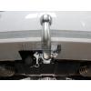 Оцинкованный фаркоп на Mercedes GLK X204 M127C