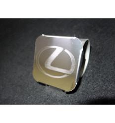 """Заглушка на фаркоп с логотипом """"Lexus"""" TCUZLEX1"""