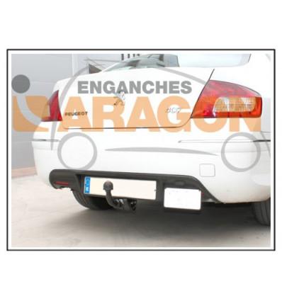 Фаркоп на Peugeot 407 E4719AS