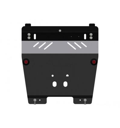 Защита картера и КПП для Nissan Terrano 15.2663