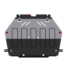 Защита картера и КПП для Mitsubishi Outlander 14.2580