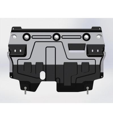 Защита картера и КПП для Volkswagen Polo 26.2913