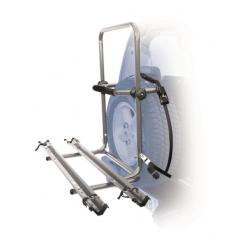 Велобагажник на запасное колесо Peruzzo 4x4 Brennero 313