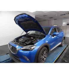 Амортизатор (упор) капота на Mazda CX-3 KU-MZ-CX03-00