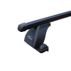Багажник на крышу для Kia Optima 843737+691912+690014