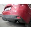 Оцинкованный фаркоп на Mazda 3 M132A