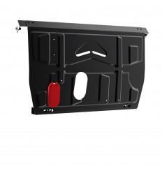 Защита картера и КПП Daewoo Matiz 111.01311.1
