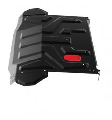 Защита картера и КПП Lada 2110/2170 Priora 1.06018.1